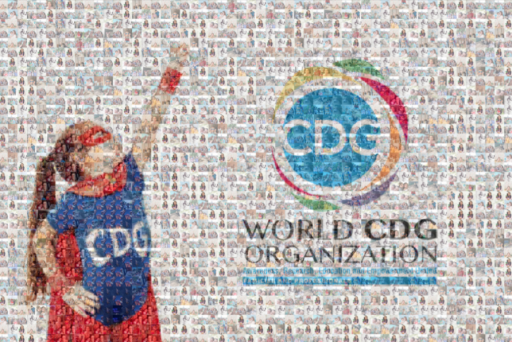 CDG Mosaic Template