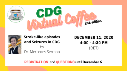 2nd CDG Virtual Coffee
