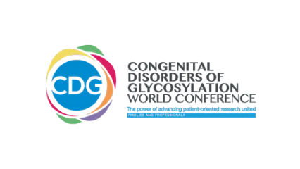 World Conference on CDG logo